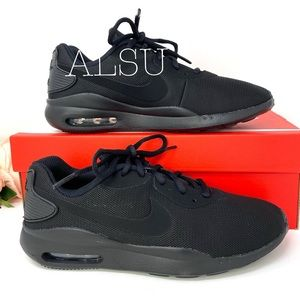 Nike Air Max Oketo Black Canvas W AUTHENTIC